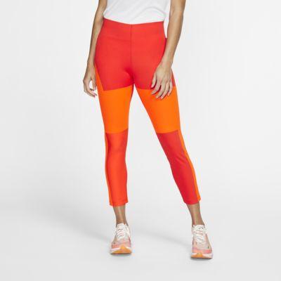 Женские укороченные тайтсы для бега Nike Tech Pack