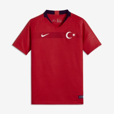 2018 Türkei Stadium Home/Away Fußballtrikot für ältere Kinder