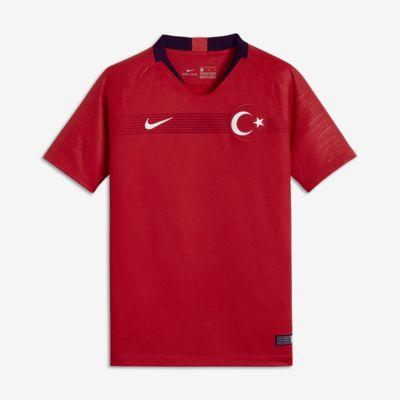 Camiseta de fútbol de local/visitante para niños talla grande Stadium de Turquía 2018