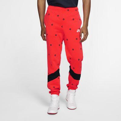 Nike SB Dri-FIT mintás gördeszkás férfi melegítőnadrág