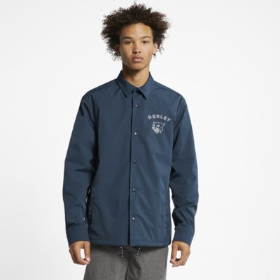 Hurley Coaches Herrenjacke