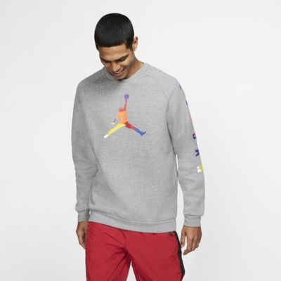 Jordan DNA Fleece-Rundhalsshirt