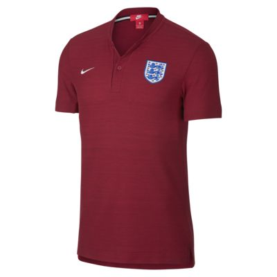 England Authentic Grand Slam Men's Polo