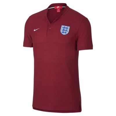 England Authentic Grand Slam poloskjorte for herre