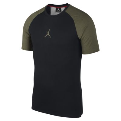 Jordan Dri-FIT 23 Alpha 男款印花短袖訓練上衣