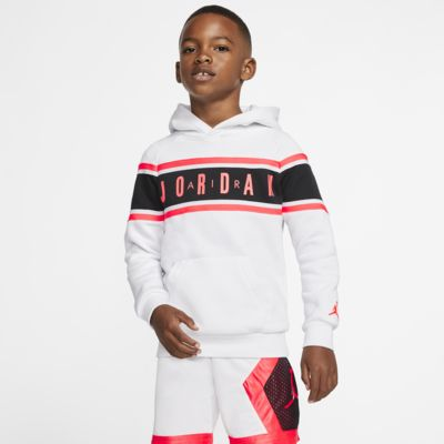 Air Jordan Younger Kids' Colour-Blocked Taped Hoodie
