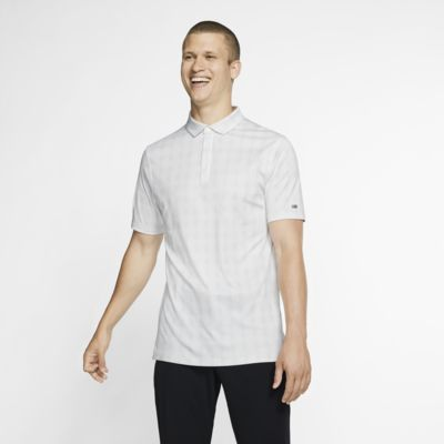 Nike Dri-FIT Player Men's Checked Golf Polo