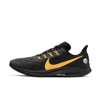 Nike Air Zoom Pegasus 36 (Steelers) Men's Running Shoe