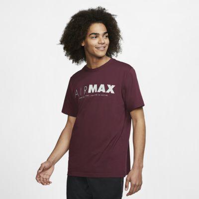 Męski T-shirt z krótkim rękawem i grafiką Nike Sportswear Air Max