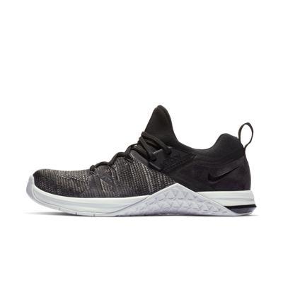 Nike Metcon Flyknit 3 Zapatillas de cross training y levantamiento de pesas - Mujer