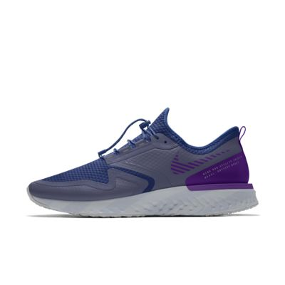 Nike Odyssey React Shield By You Custom Men's Running Shoe