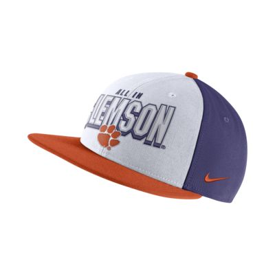 Nike College Pro (Clemson) Cap