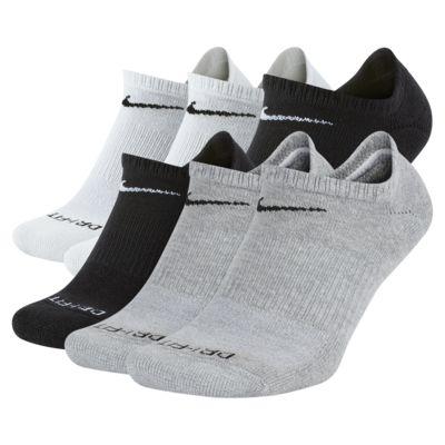 Nike Everyday Plus Training Cushion No-Show Socks (6 Pairs)
