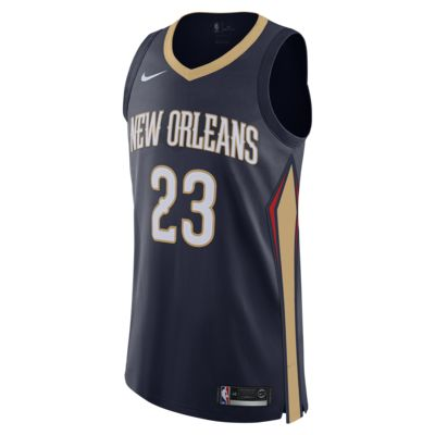 Anthony Davis Icon Edition Authentic (New Orleans Pelicans) Men's Nike NBA Connected Jersey