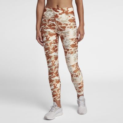 Nike Women's Camo Training Tights