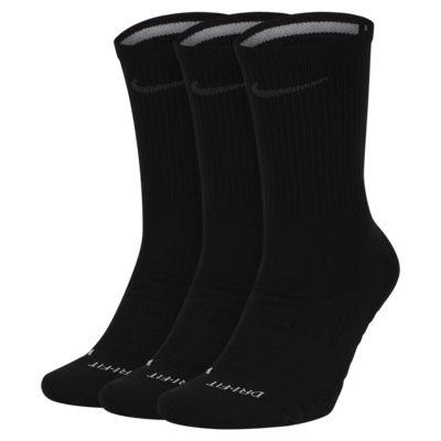 Κάλτσες προπόνησης μεσαίου ύψους Nike Pro Everyday Max Cushioned (3 ζευγάρια)