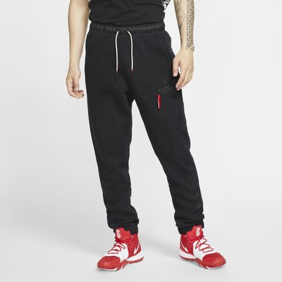 Kyrie Men's Fleece Basketball Trousers