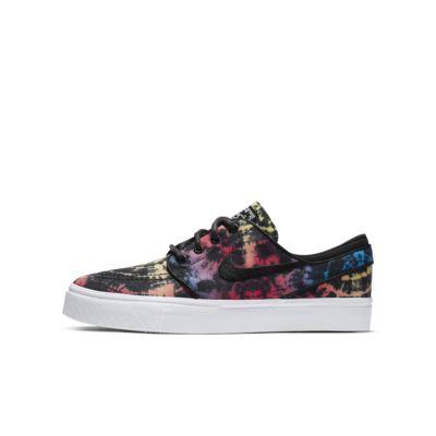 Nike SB Stefan Janoski Tie-Dye Genç Çocuk Kaykay Ayakkabısı