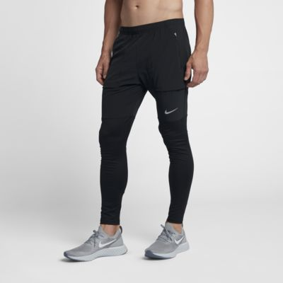 Męskie spodnie do biegania Nike Essential