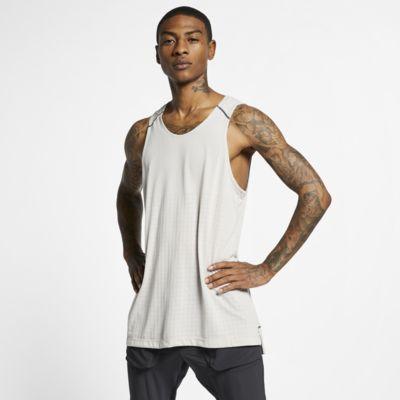 Męska koszulka bez rękawów do biegania Nike Rise 365 Tech Pack