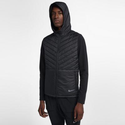 Nike AeroLayer Men's Hooded Running Jacket
