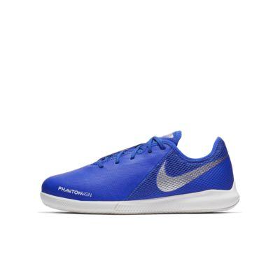 Nike Jr. Phantom Vision Academy IC Younger/Older Kids' Indoor/Court Football Shoe