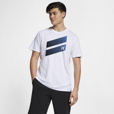 Hurley Premium Icon Slash Gradient Men's Premium Fit T-Shirt