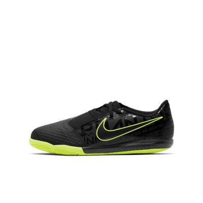 Nike Jr. Phantom Venom Academy IC Fußballschuh für Hallen- und Hartplätze für ältere Kinder