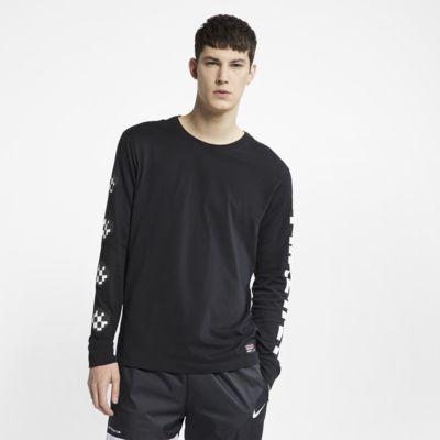 Tee-shirt de football à manches longues Nike Dri-FIT F.C. pour Homme