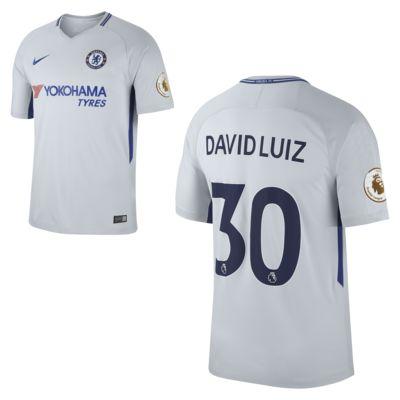 Купить Мужское футбольное джерси 2017/18 Chelsea FC Stadium Away (David Luiz)