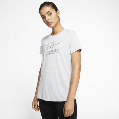 Nike Velocity Legend Women's Short-Sleeve Top