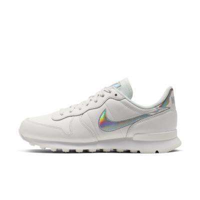 Damskie opalizujące buty Nike Internationalist SE