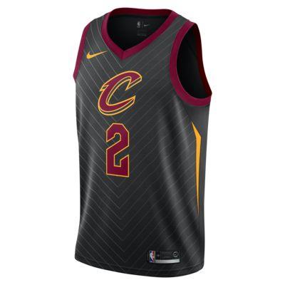 Collin Sexton Statement Edition Swingman (Cleveland Cavaliers) tilkoblet Nike NBA-drakt til herre