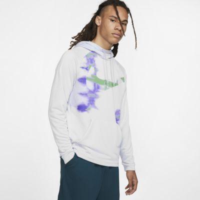 Träningshuvtröja Nike Dri-FIT Pullover för män