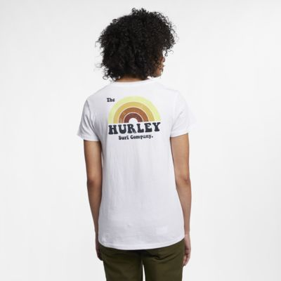 Hurley Surfbow Perfect Women's V-Neck Top