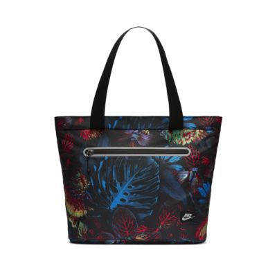 Nike Tech Printed Floral Tote Bag