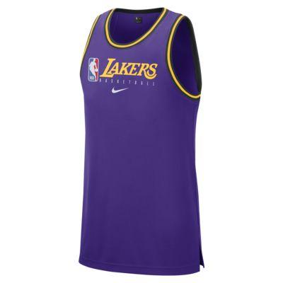 Los Angeles Lakers Nike Dri-FIT Men's NBA Tank