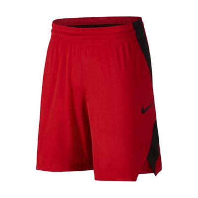 กางเกงบาสเก็ตบอลขาสั้นผู้หญิง Nike Dry Elite