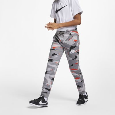 Pantalon de jogging à imprimé camouflage Nike Sportswear pour Garçon plus âgé