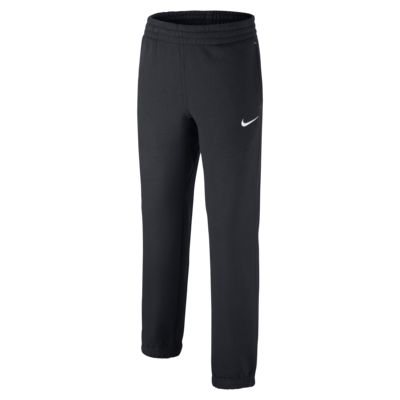 Nike Brushed-Fleece Cuffed Pantalón de chándal - Chicos