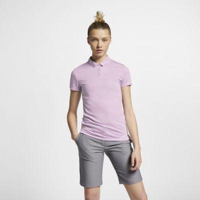 Γυναικεία μπλούζα πόλο για γκολφ Nike Dri-FIT