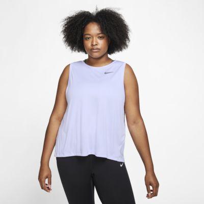 Nike Miler Women's Running Tank (Plus Size)