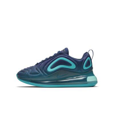 Кроссовки для дошкольников/школьников Nike Air Max 720