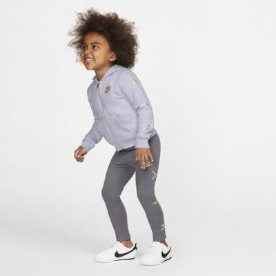 Nike Air zweiteiliges Set aus Hoodie und Leggings für Kleinkinder