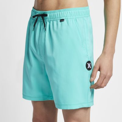 """Hurley One And Only Volley Men's 17"""" Board Shorts"""