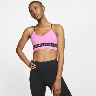Sport-BH Nike Indy med lätt stöd för kvinnor