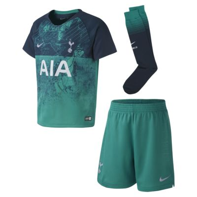 2018/19 Tottenham Hotspur Stadium Third Younger Kids' Football Kit