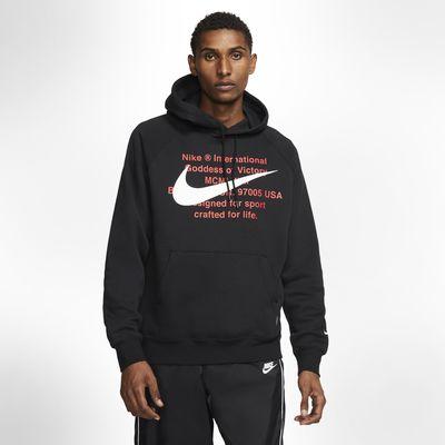 Nike Sportswear Swoosh hettegenser til herre