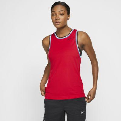 Haut de basketball sans manches Nike Dri-FIT pour Femme