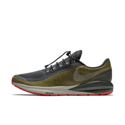 Nike Air Zoom Structure 22 Shield Water-Repellent Men's Running Shoe